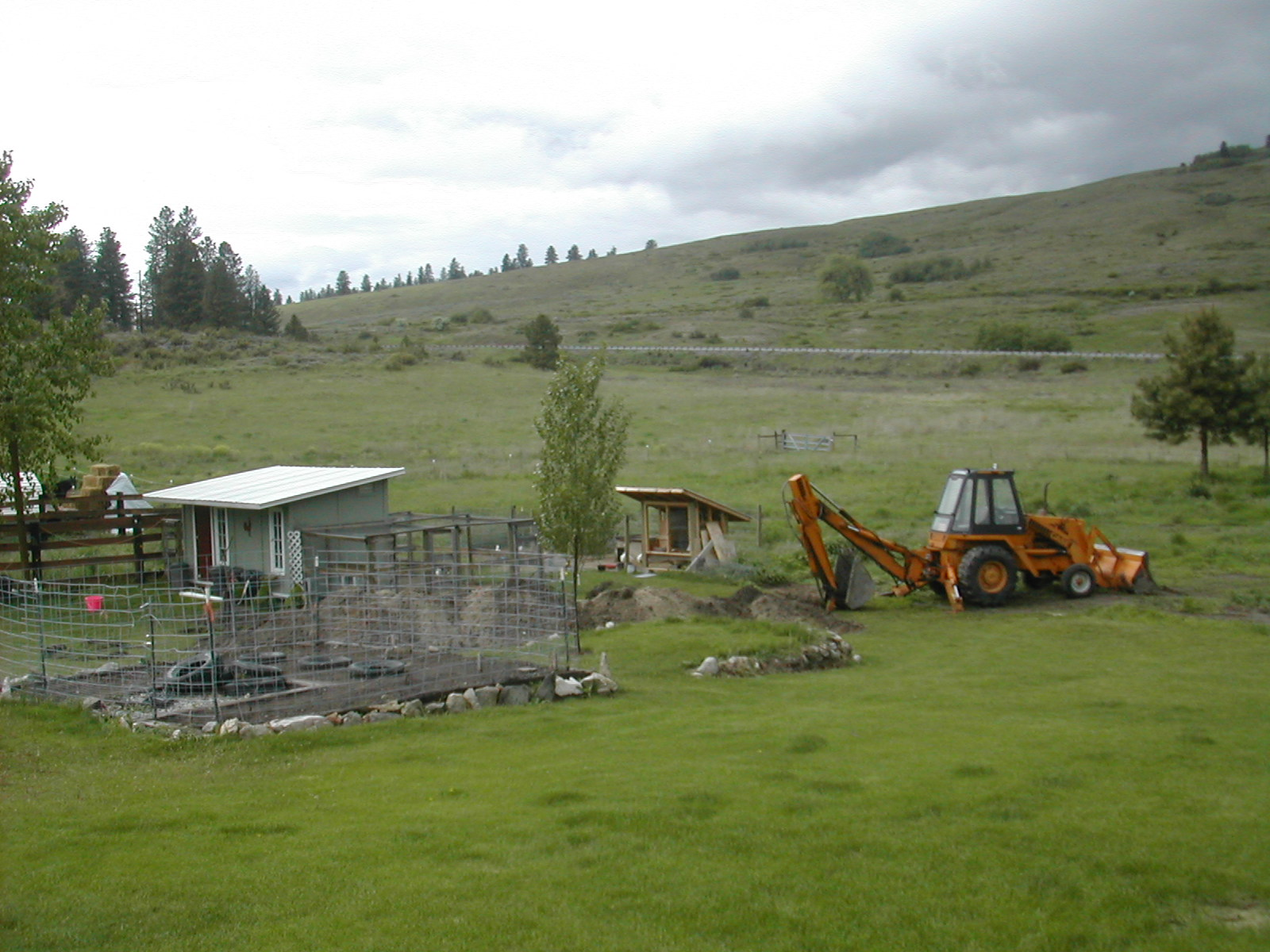 New waterline May 2011